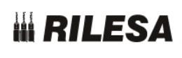 Powiązane maszyny Rilesa pracujące w liniach produkcyjnych