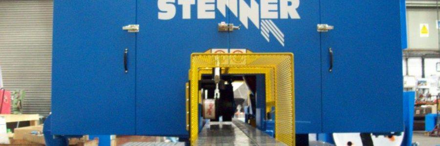 Piła pozioma Stenner 305mm, model MHS9, cena: 49.500,- EUR