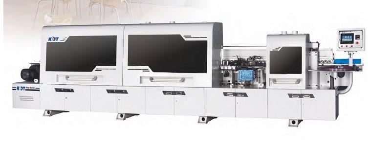 Okleiniarka firmy KDT, model 468J, cena: 30.000,- USD