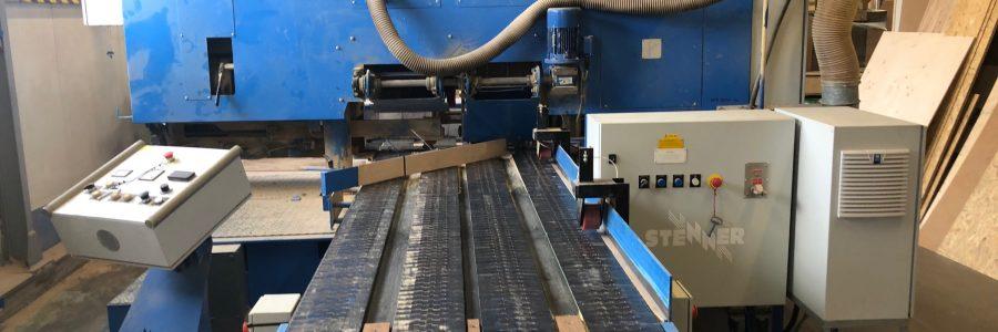 Piła pozioma Stenner 1050mm, model MHS10 MKII, 2012 rok, cena: 69.500,- EUR
